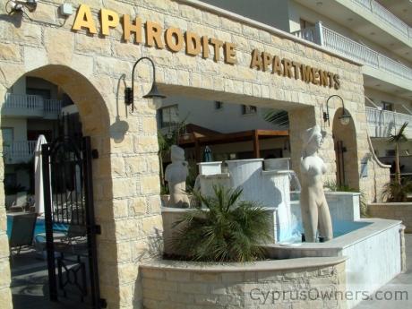 Apartment, 8021, Paphos (Pafos), Paphos Region, Cyprus